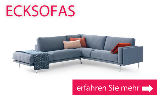 Ecksofas Hafels Raumausstattung